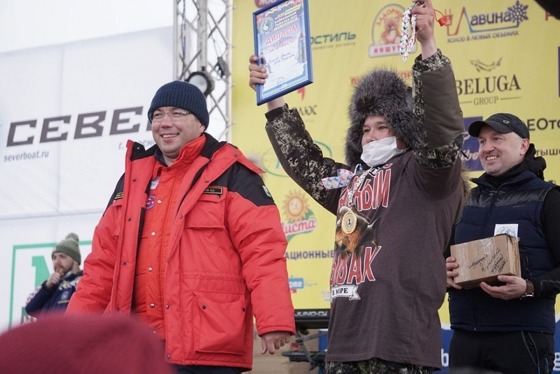 Вприбайкальском селе Турка подошла кконцу 17-я посчёту «Байкальская рыбалка»....