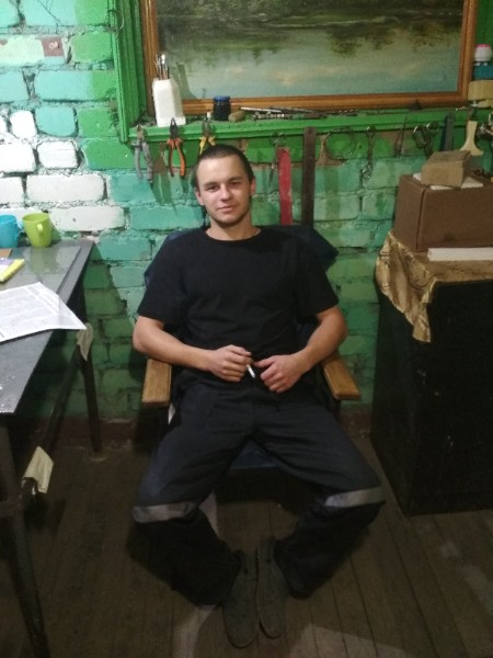 Дмитрий, 21, Moscow