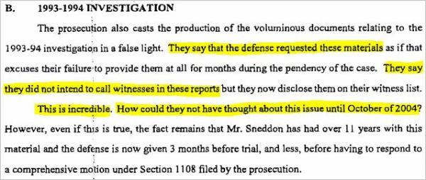 Судебные документы о деле 1993 года и злонамеренном преследовании Майкла Джексона., изображение №15