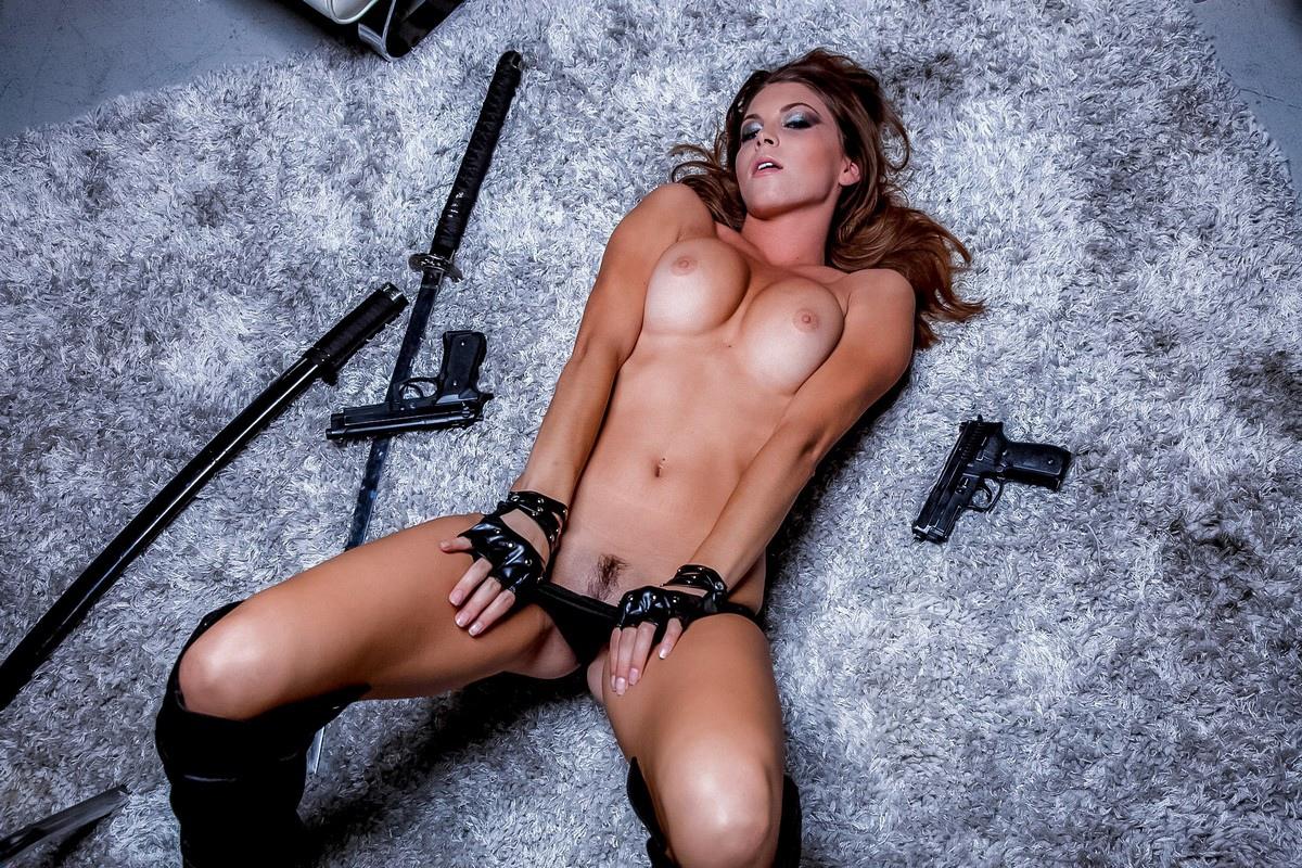 Порно Обнаженное Оружие