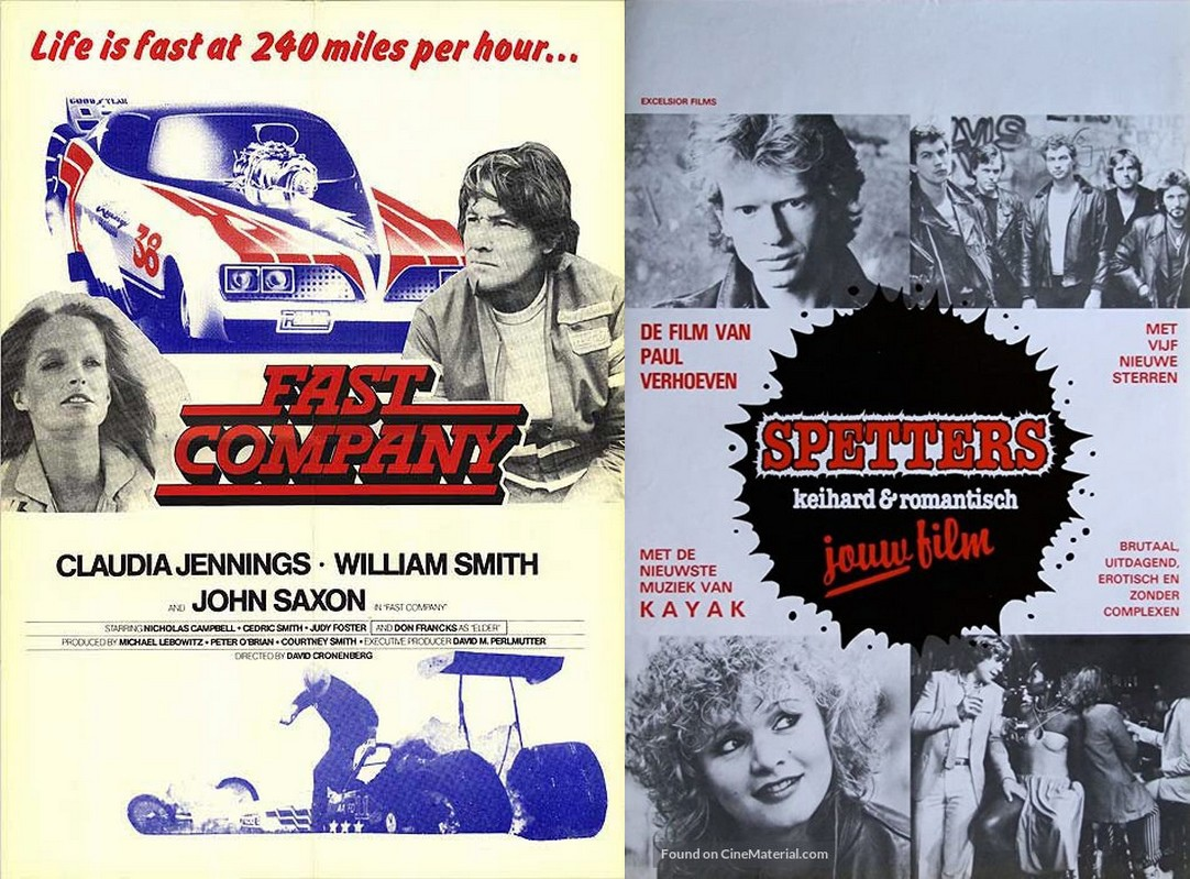«Fast Company» 1979 «Spetters» 1979