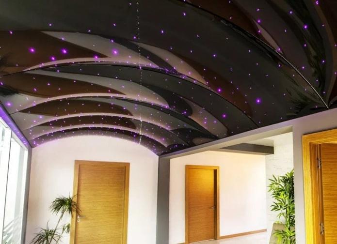 Арочные потолки