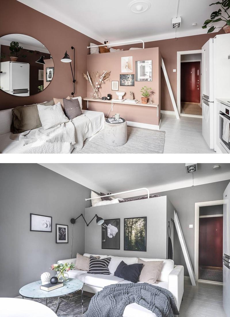 Какой цвет больше нравится: пыльно-розовый или серый?
