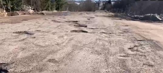 В Коми нашли деньги на ремонт «фронтовой» дороги между Зеленцом и Парчегом
