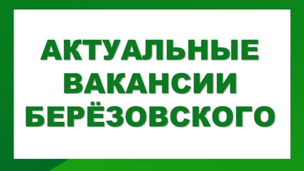 Актуальные вакансии:  1. В управление культуры Бер...