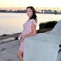 Фотография Ксении Богатырёвы
