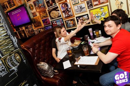 «GO!Квиз №102.2, Duckstars Bar, 29 апреля» фото номер 76