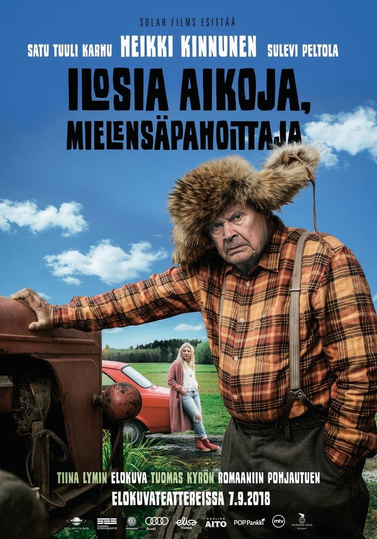 Финское кино выходит в широкий прокат крайне редко и кажется ещё большей диковин...