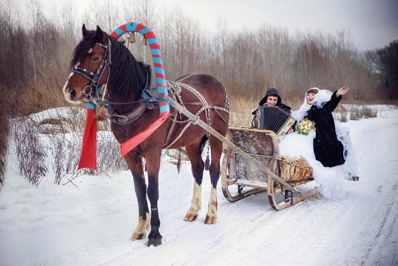 Возрождение народных традиций. Фото Вадима Саматова, 2015 год