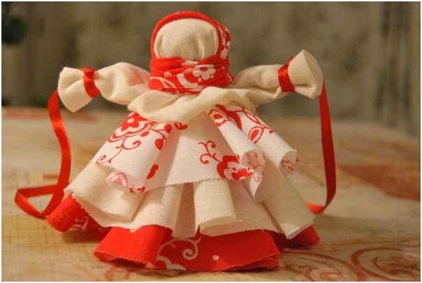 Мастер-класс «Кукла добрых вестей» | ВКонтакте