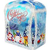 Сладкий новогодний подарок для детей