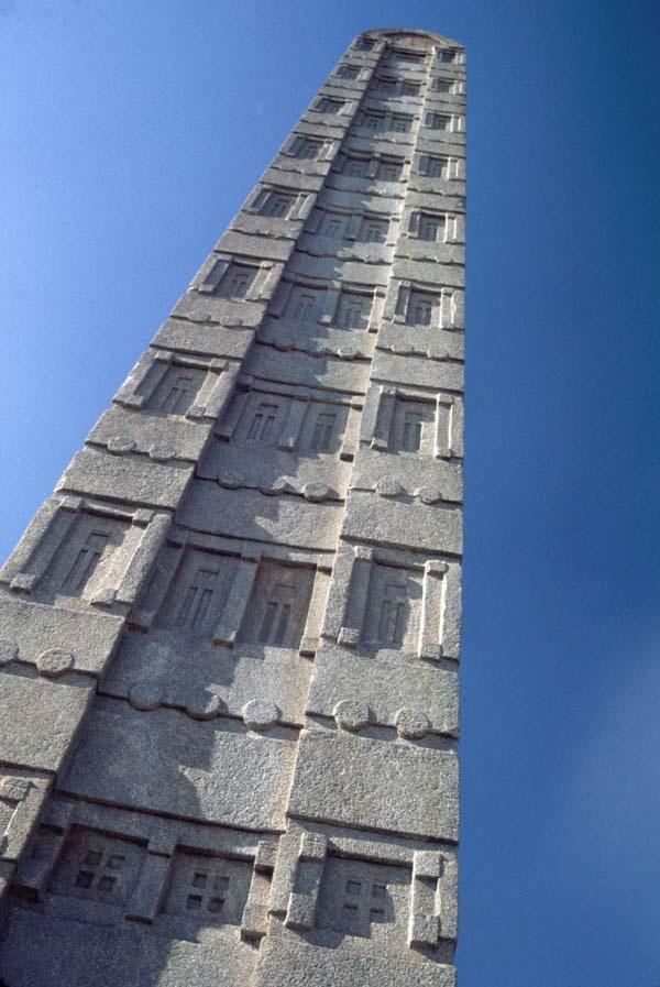 Обелиски Аксума: макеты городских небоскребов созданные в 4 веке нашей эры, изображение №3