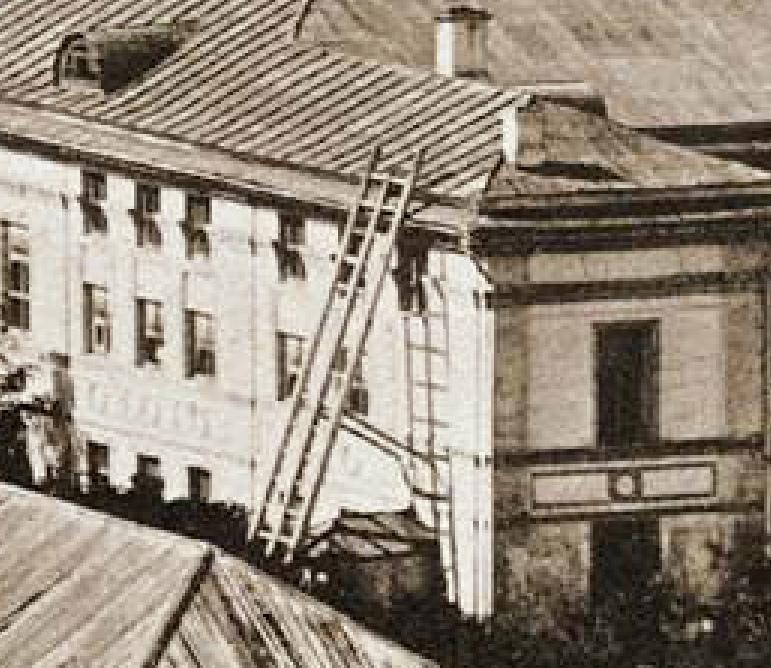 Москва без людей в 1867 году. Где все люди?, изображение №86