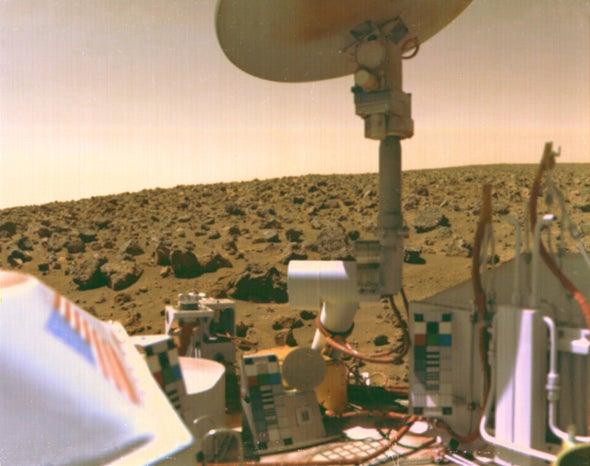 НАСА обнаружило жизнь на Марсе 45 лет назад, но скрыло это из политических соображений, изображение №3