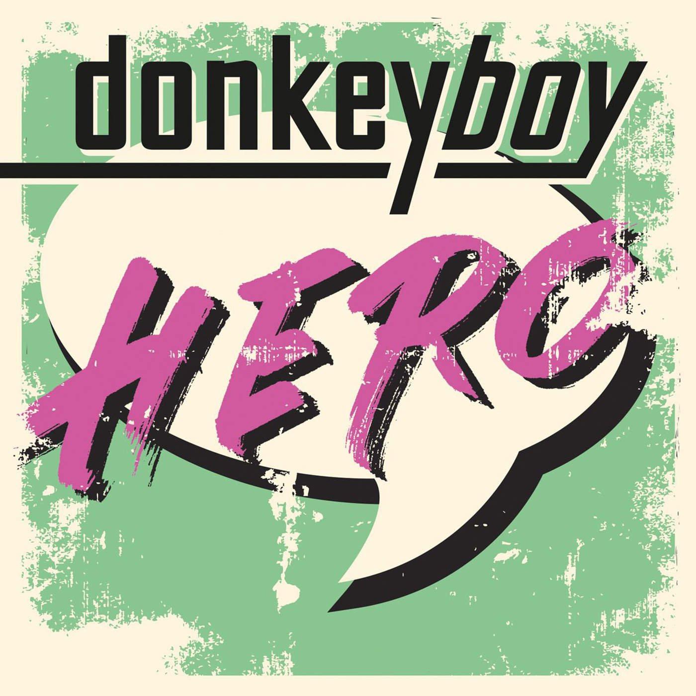 Donkeyboy album Hero