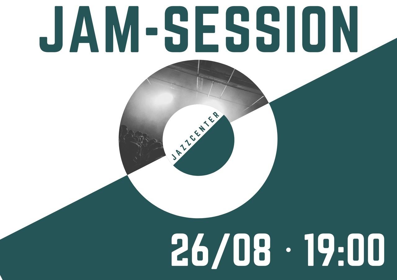 26.08 Jam-Session в JazzCenter!