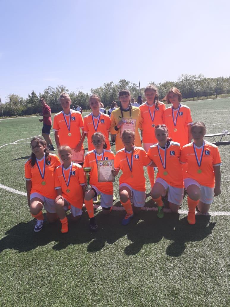 Турнир по футболу среди девушек 2004-2008 г.р.