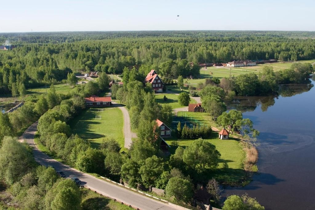 В Кимрском районе Тверской области построят экопарк с кемпингом и яхт-клубом