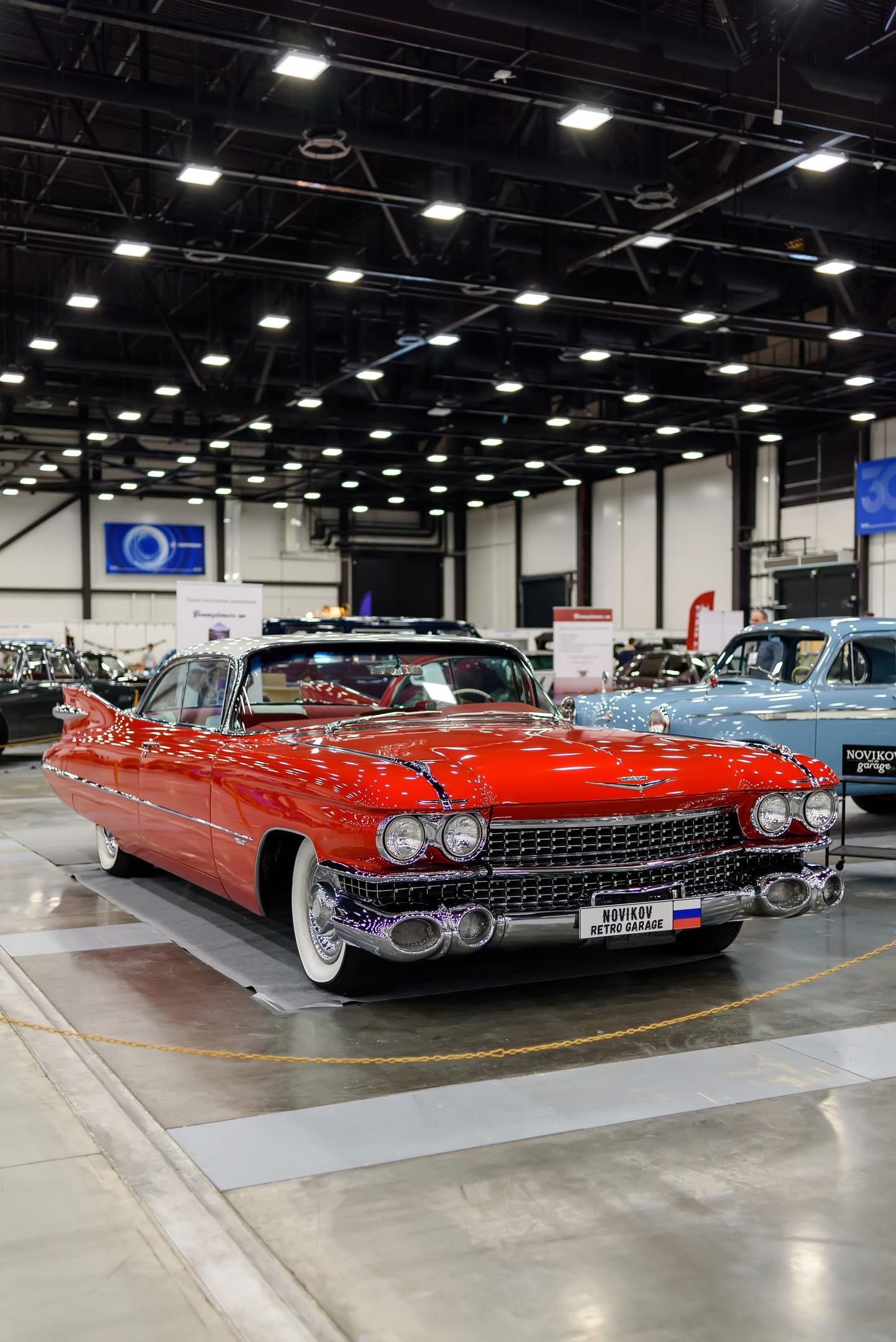 Cadillac Coupe de Ville Series 62