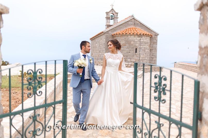 Свадьба для двоих в Черногории., изображение №3