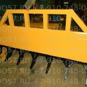 Корчеватель John Deere 8, 2 гц подъёма, 2 гц наклона рамы, 7 зубов