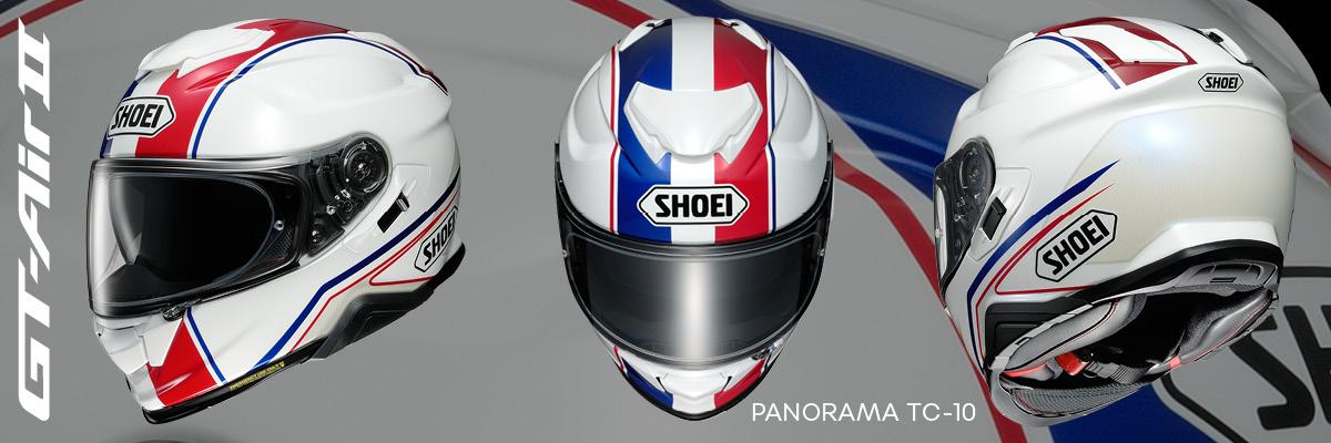 Обновленные шлемы Shoei 2021