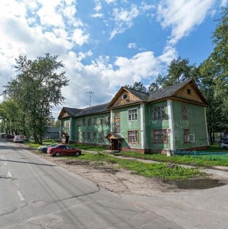 Два дома в Северодвинске подлежат срочному расселе...
