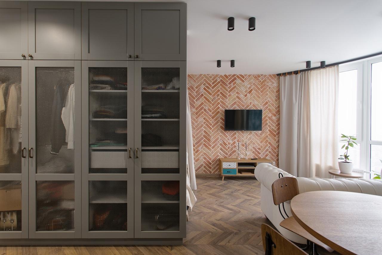Квартира открытой планировки 48 кв.
