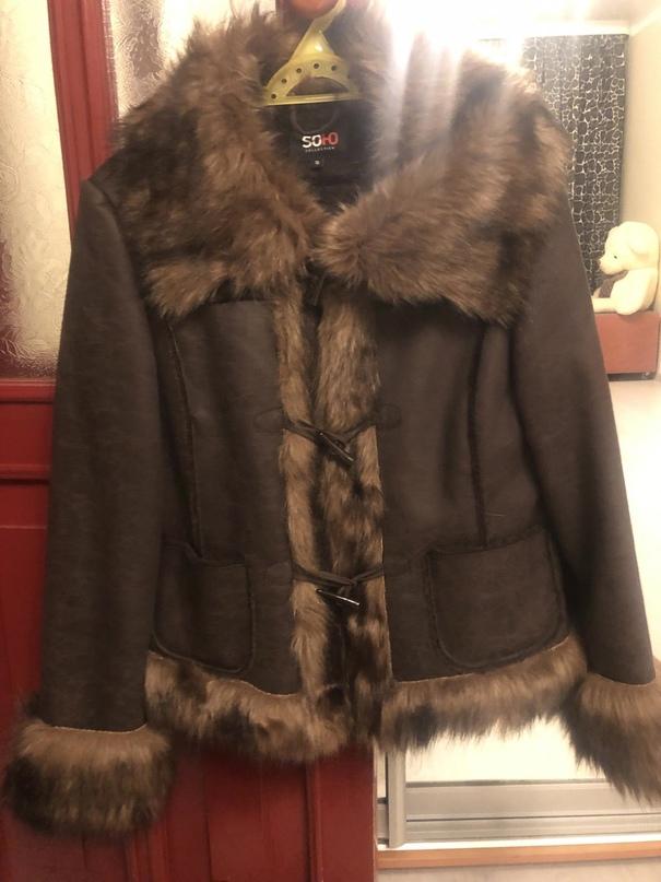 Отличная модная куртка из   Объявления Орска и Новотроицка №28278
