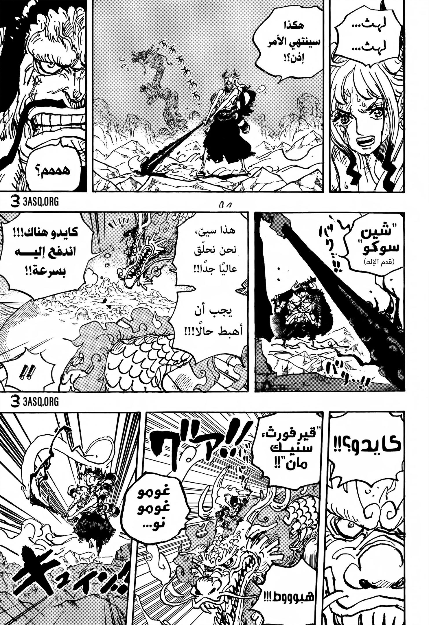 One Piece arab 1025, image №14