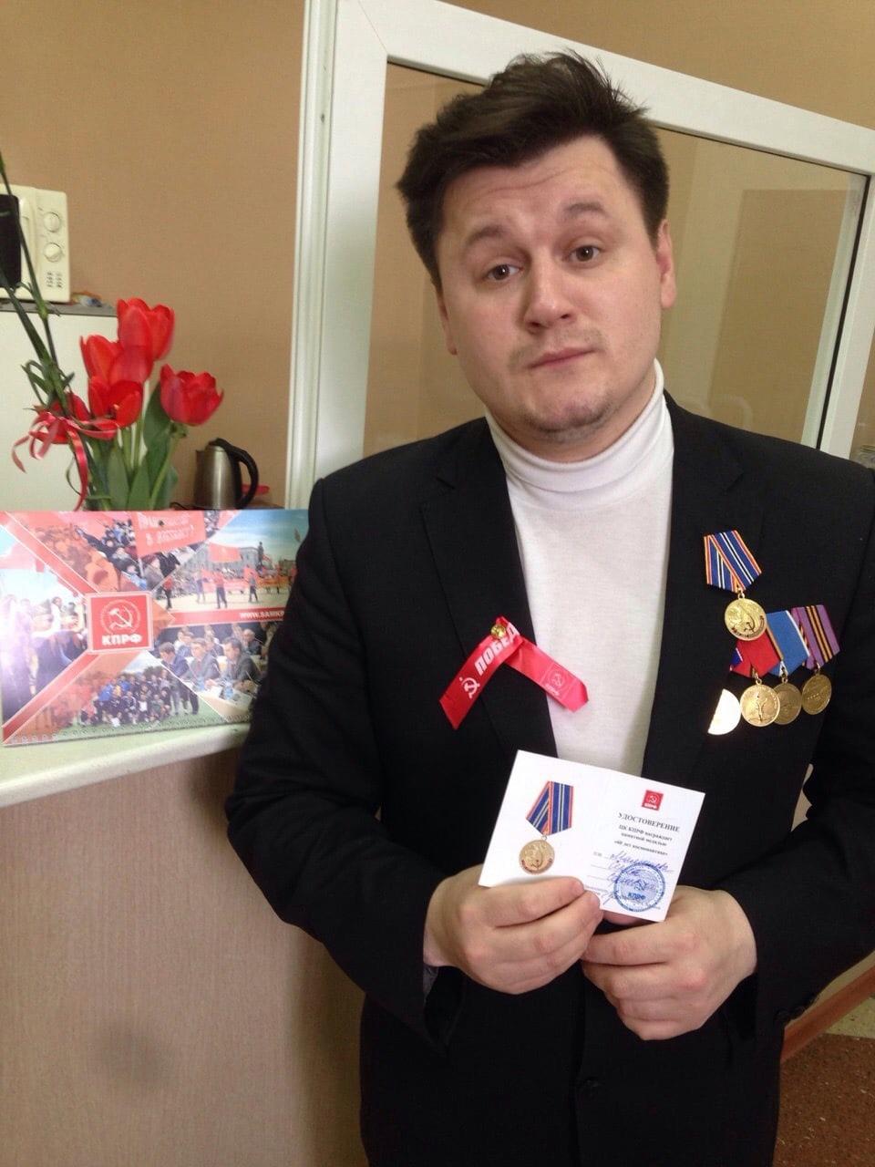 Сергей Малышев актёр Сызранского Драмматического театра