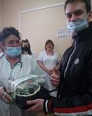 Медиков района поздравили с профессиональным праздником