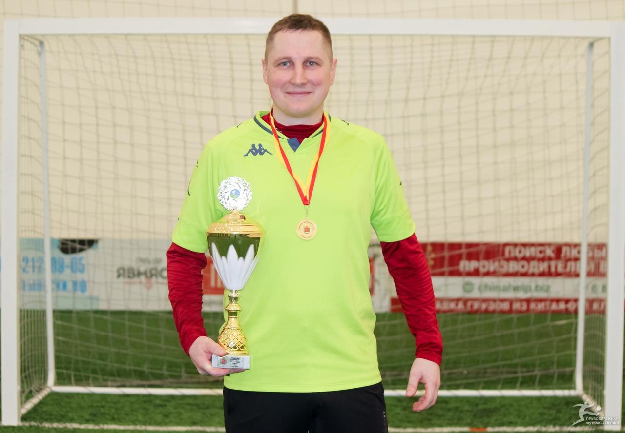 Алексей Родин (812) - победитель дивизиона Пучкова.