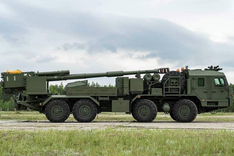 Минобороны не исключает принятие САО 2С43 «Мальва» на вооружение ВДВ
