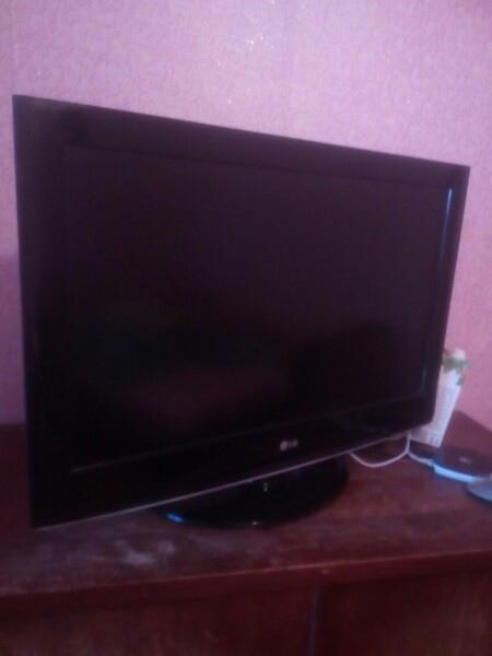 Продам телевизор полностью рабочий, диагональ экра...