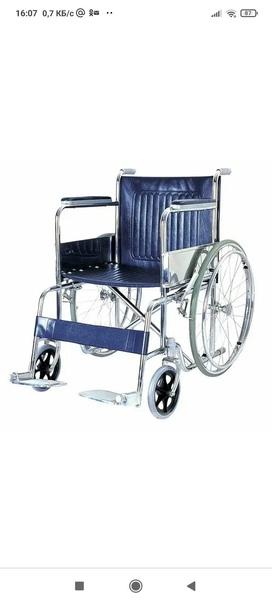 Продам кресло каталку Б/у очень мало, в идеальном ...