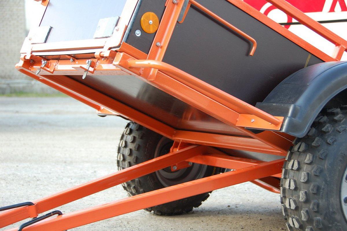 Телега для трактора