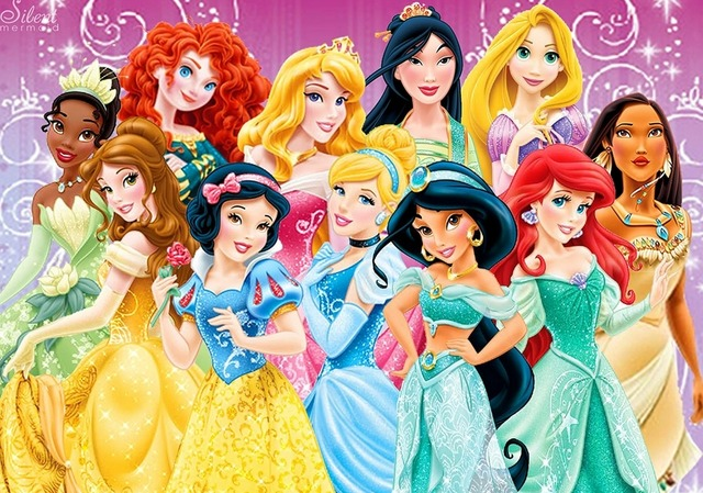 Интересные факты и неожиданности о диснеевских принцессах