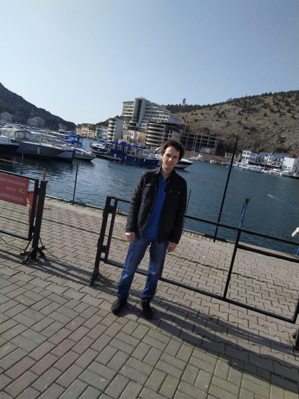 Robert, 32, Yanaul