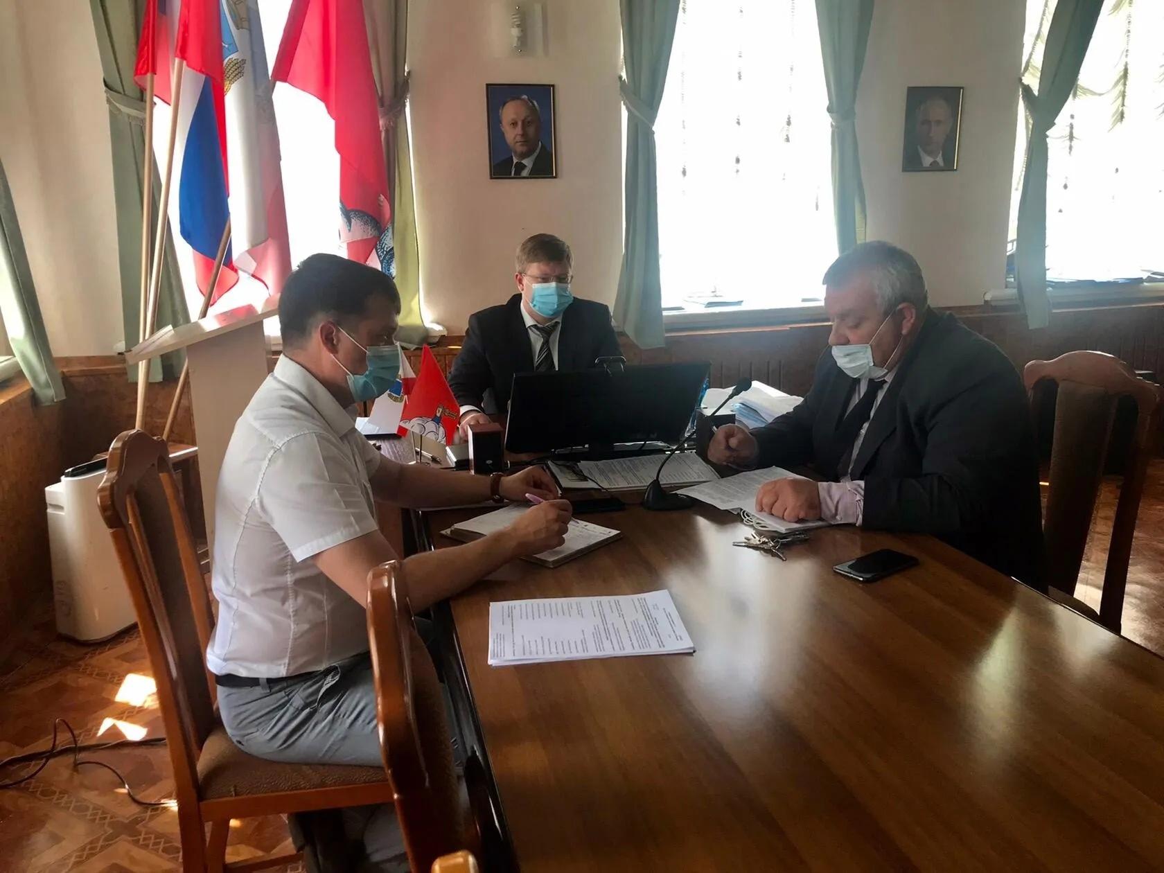 В Петровском районе началась подготовка к отопительному сезону 2021 – 2022 годов