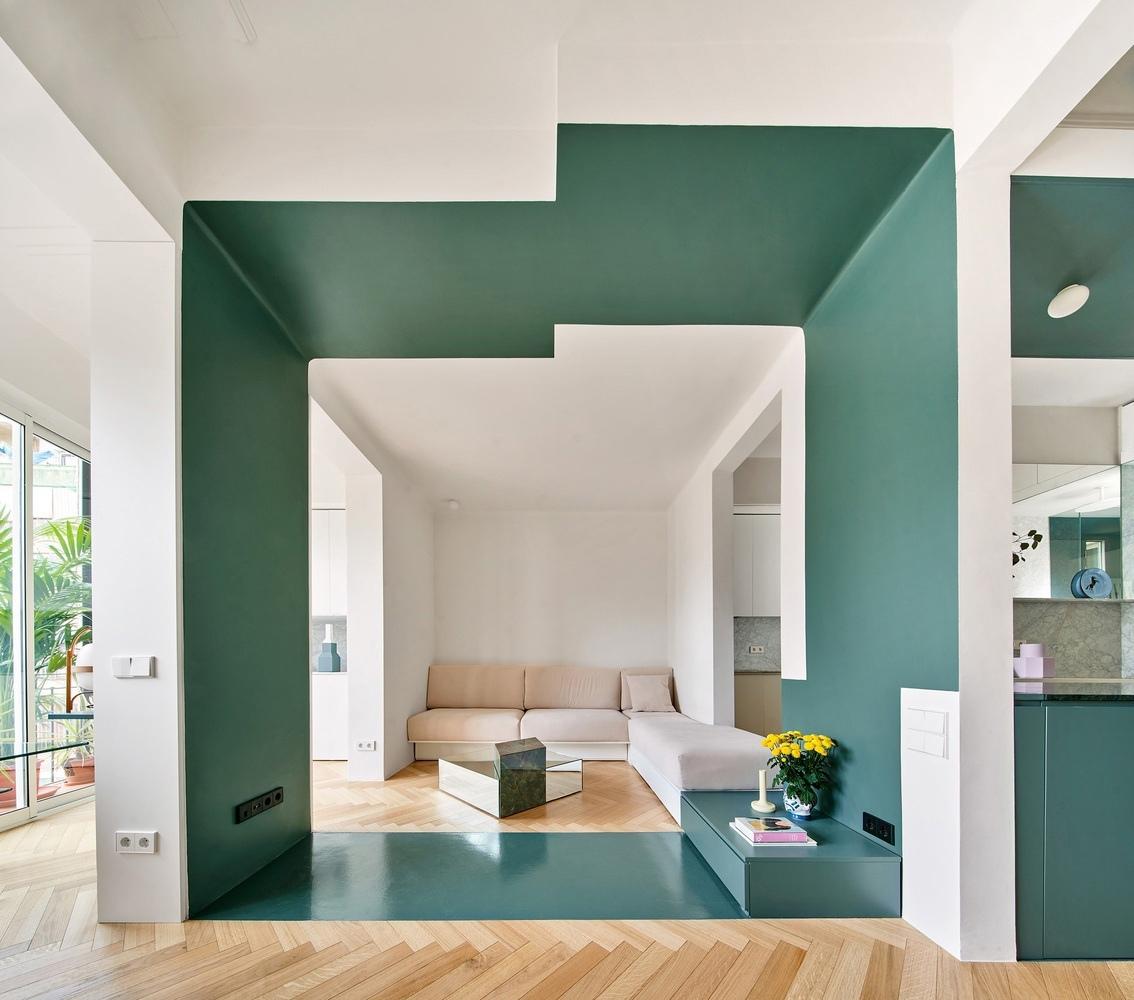 Borrell Flat / AMOO