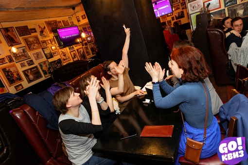 «GO!Квиз №102.2, Duckstars Bar, 29 апреля» фото номер 110