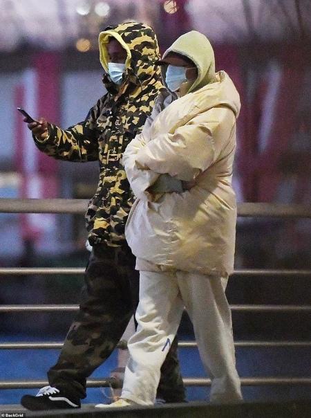 A$AP Rocy и Рианна