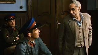 """""""Как ваша фамилия, дедушка?""""— х/ф«Жизнь и необычайные приключения солдата Ивана Чонкина»"""