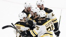 Bruins show perfect power play, tally four goals on four shots in Game 3