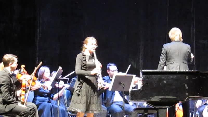 К.М.Вебер. Концертино
