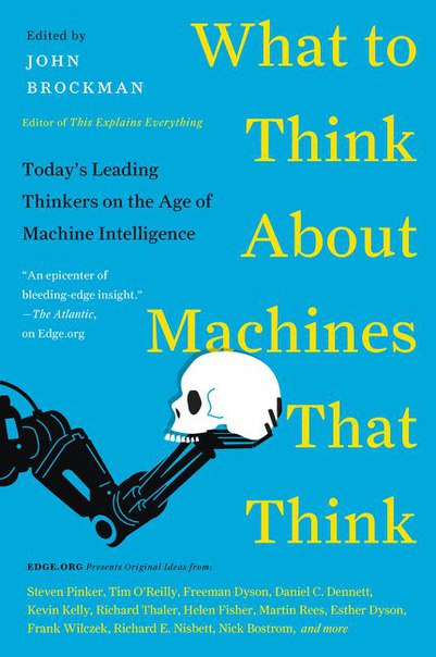 What Do You Think About Machines That Think by J