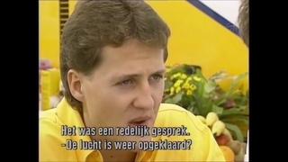 Michael Schumacher über Probleme mit Ayrton Senna 1992