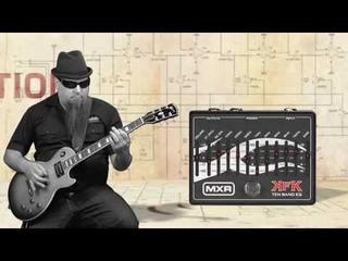 MXR KFK-1 Kerry King Ten Band EQ Pedal Video Demo