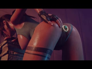 Gatekeeper Tomb Raider. Lara Croft